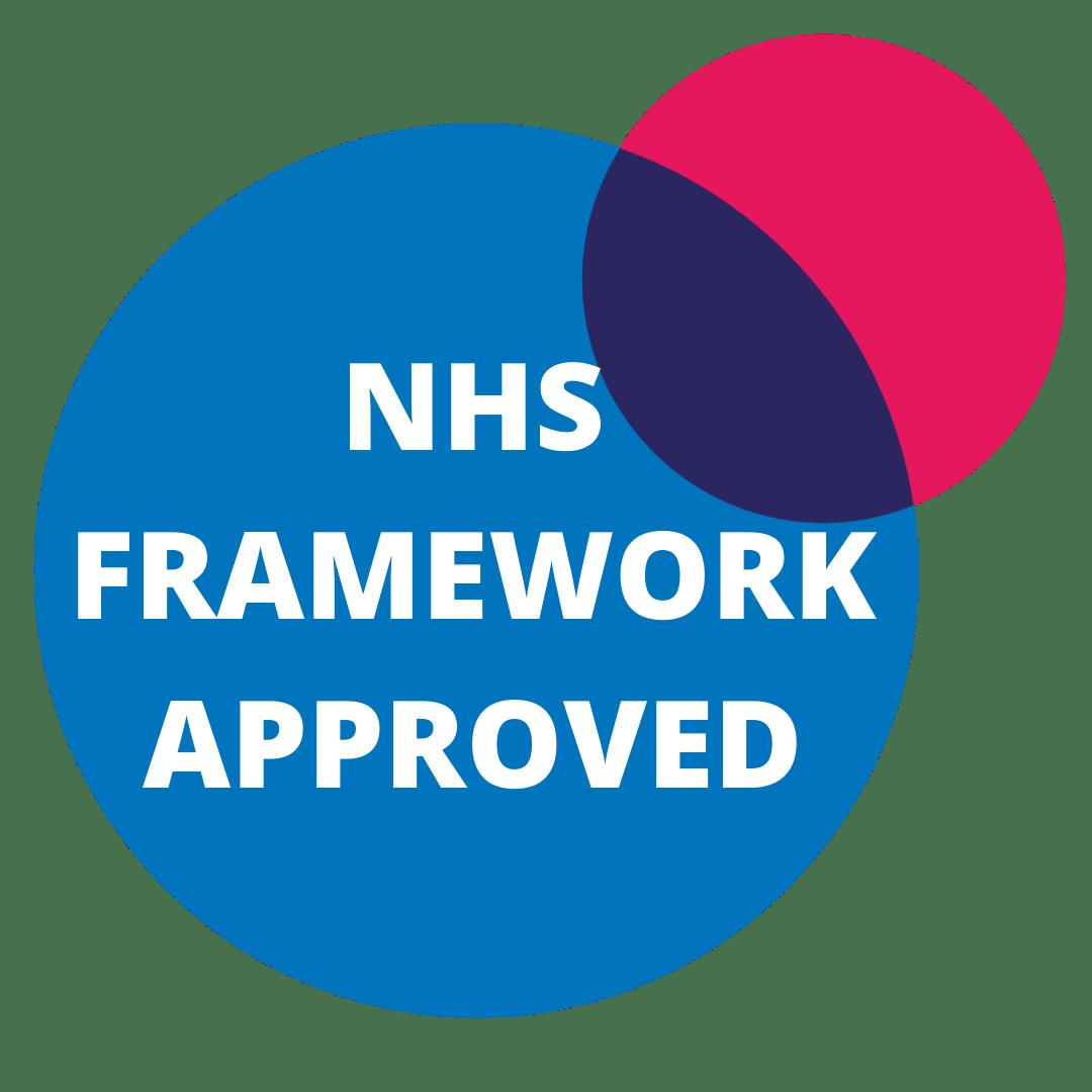 SHS Partners NHS Framework Approved