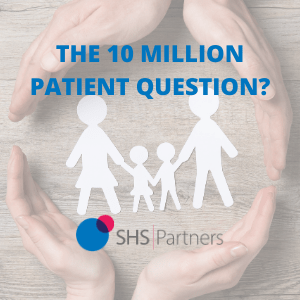 SHS Partners Reduce NHS Patient Waiting Lists