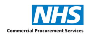 NHS Commercial Procurement Services logo