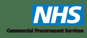 NHS Commercial Procurement Services logo